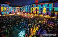 Como, Weihnachten 2018: über 2 Millionen Besucher