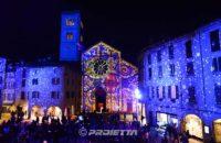Kirsche von S. Fedele - Weihnachts-Videomapping_Como_Magic Light Festival
