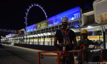 Singapur-Formel 1 Hauptpreis
