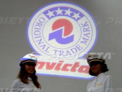 Projektion von Invicta Logo