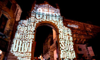 Oria mapped projection