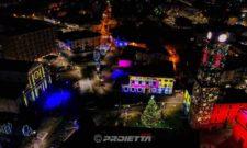 Giaveno: das Weihnachtslichtfestival