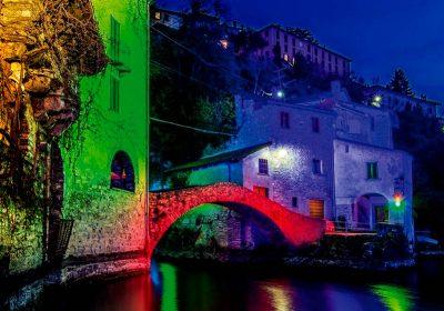 Proiezioni colore con proiettori Archiled