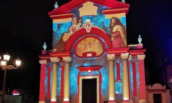 Proiezioni mappate su chiese